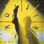 "Simple Minds Kick It In UK 7"" vinyl"