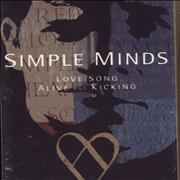 Click here for more info about 'Simple Minds - Love Song'