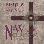 Click here for more info about 'Simple Minds - New Gold Dream'