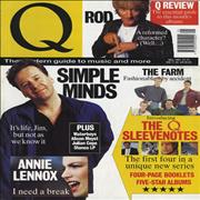 Click here for more info about 'Simple Minds - Q Magazine'