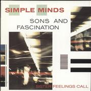 Click here for more info about 'Simple Minds - Sons And Fascination / Sister Feelings Call'