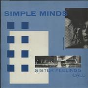 Click here for more info about 'Simple Minds - Sons And Fascination + Sister Feelings Call - Double Pack'