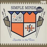 Click here for more info about 'Simple Minds - Sparkle In The Rain'