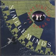 Click here for more info about 'Simple Minds - Street Fighting Years - Sealed'