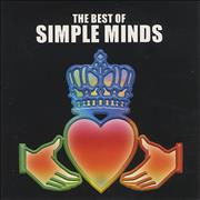 Click here for more info about 'Simple Minds - The Best Of'