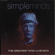 Click here for more info about 'Simple Minds - The Greatest Hits + Live [USB Edition] - Riga'