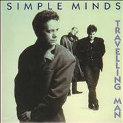 Click here for more info about 'Simple Minds - Travelling Man'