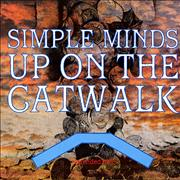 Click here for more info about 'Simple Minds - Up On The Catwalk'