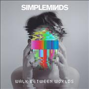 Click here for more info about 'Simple Minds - Walk Between Worlds - Deluxe - Sealed'