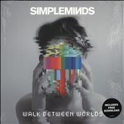 Click here for more info about 'Simple Minds - Walk Between Worlds'