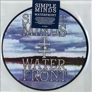 Click here for more info about 'Simple Minds - Waterfront - RSD15'