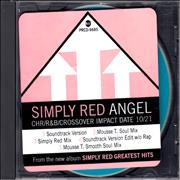 Click here for more info about 'Simply Red - Angel'