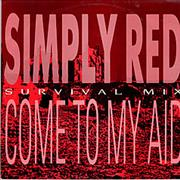 Click here for more info about 'Simply Red - Come To My Aid - Remix'