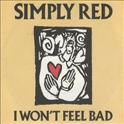 Click here for more info about 'Simply Red - I Won't Feel Bad'