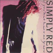 Click here for more info about 'Simply Red - If You Don't Know Me By Now'