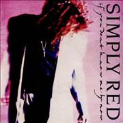 Click here for more info about 'Simply Red - If You Don't Know Me By Now - P/S'