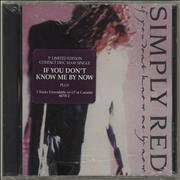 Simply Red If You Don't Know Me By Now USA CD single