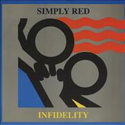 Click here for more info about 'Simply Red - Infidelity'