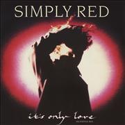Click here for more info about 'Simply Red - It's Only Love (Valentine Mix)'