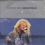 Click here for more info about 'Simply Red - Montreux EP - P/S'