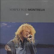 Click here for more info about 'Simply Red - Montreux EP'