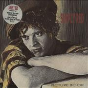 Simply Red Picture Book - Stickered Germany vinyl LP