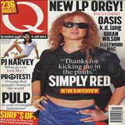Click here for more info about 'Simply Red - Q Magazine'