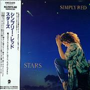 Click here for more info about 'Simply Red - Stars'