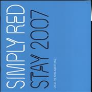 Click here for more info about 'Simply Red - Stay 2007 - Live At The Royal Albert Hall + Ticket Stub'