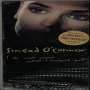 Click here for more info about 'Sinead O'Connor - I Do Not Want What I Haven't Got - Longbox'