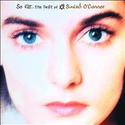 Click here for more info about 'Sinead O'Connor - So Far...The Best Of - NAD - Clear Vinyl - Sealed'