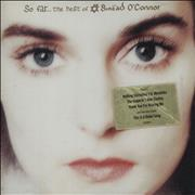 Click here for more info about 'Sinead O'Connor - So Far...The Best Of'