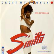 Click here for more info about 'Sinitta - Cross My Heart - Cupid's Avenging Mix'