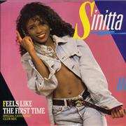 Click here for more info about 'Sinitta - Feels Like The First Time'
