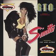 Click here for more info about 'Sinitta - G.T.O - Modina's Red Roaring Mix'