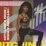 Click here for more info about 'Sinitta - Hitchin' A Ride'