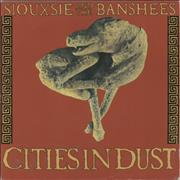 Click here for more info about 'Siouxsie & The Banshees - Cities In Dust - Injection Moulded'