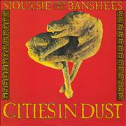 Click here for more info about 'Siouxsie & The Banshees - Cities In Dust'
