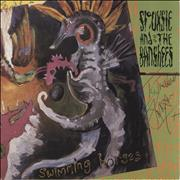 Click here for more info about 'Siouxsie & The Banshees - Swimming Horses - Autographed'