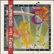 Click here for more info about 'Siouxsie & The Banshees - Wheels On Fire'