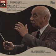 Click here for more info about 'Sir Adrian Boult - Tchaikovsky: Romeo And Juliet / Smetana: Vltava'