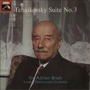 Click here for more info about 'Pyotr Ilyich Tchaikovsky - Suite No. 3 - Quad'