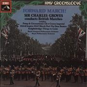 Click here for more info about 'Sir Charles Groves - Forward March! - Test Pressing'