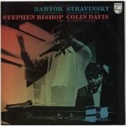 Click here for more info about 'Sir Colin Davis - Bartok: Piano Concerto No. 2 / Stravinsky: Concerto For Piano And Wind'