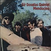 Click here for more info about 'Sir Douglas Quintet - Mendocino'