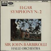 Click here for more info about 'Elgar Symphony No. 2 - Record 1 & 2 - S/C'