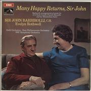 Click here for more info about 'Many Happy Returns, Sir John'
