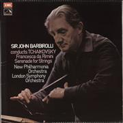 Click here for more info about 'Sir John Barbirolli Conducts Tchaikovsky'