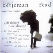 Click here for more info about 'Sir John Betjeman - Words & Music - Withdrawn'