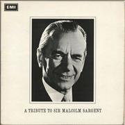 Click here for more info about 'Sir Malcolm Sargent - A Tribute To Sir Malcolm Sargent'